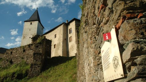 Schloss Straßburg im Gurktal (© Foto: KH Kronawetter)