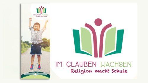 Mit einem Logo für alle Religionen ins Schuljahr starten! (© Foto: Katja kommt. Agentur für bessere Kommunikation / Bearb. KHK)