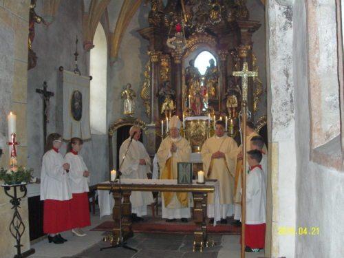 Heilige Messe für verstorbene Kinder (© Foto: W. Döllerer)