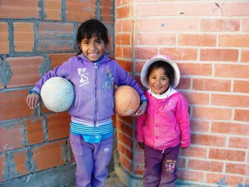 Helfen Sie, Gutes zu tun! (© Foto: Fundacion Pueblo (Projektpartner von Bruder und Schwester in )