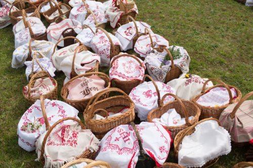 Der Brauch der Speisensegnungen am Karsamstag hat in Kärnten einen besonderen Stellenwert. Foto: Pressestelle