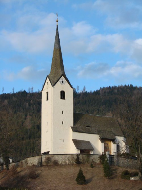 Filialkirche St. Martin bei Freudenberg Foto: RGM
