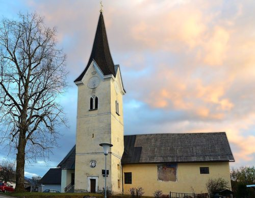 Filialkirche St. Gandolf Nordansicht