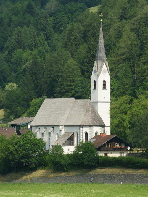 Wallfahrtskirche Stallhofen Maria Tax (© Foto: Daniela Liebhart-Koch)