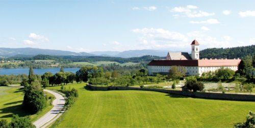 Das Bildungshaus Stift St. Georgen am Längsee (Foto: Stift St. Georgen)