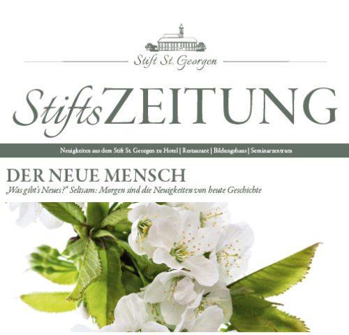StiftsZeitung Frühjahr 2015 (© Foto: Stift St. Georgen)