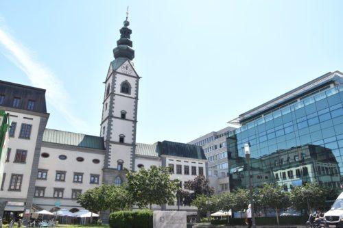 Celovška stolnica (Rihter/Nedelja)
