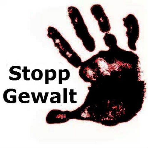 Stopp Gewalt (© Foto: kfb)