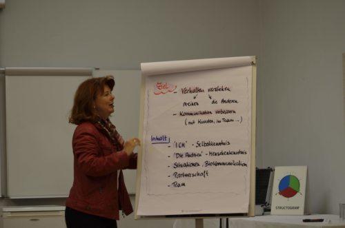 Studientag mit Frau Mag. Ursula Autengruber (Priesterseminar / Karaś)