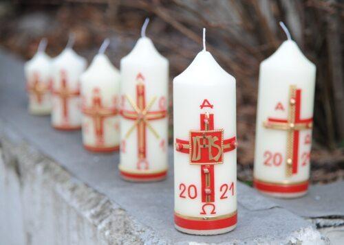 Kristus, naša luč! - Christus, unser Licht! (Slika: Gotthardt)