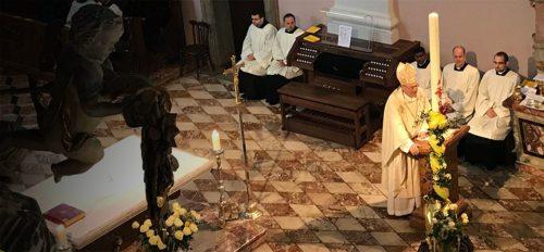 Frau, warum weinst du? – Predigt von Bischof Alois Schwarz am Ostersonntag 2018 im Dom zu Klagenfurt Foto: KH Kronawetter / Internetredaktion