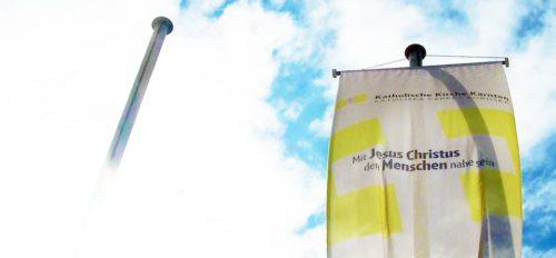 """""""Mit Jesus Christus den Menschen nahe sein"""" Leitbild der Diözese Gurk - der Prozess und die Ziele (© Foto: Internetredaktion / KH Kronawetter)"""