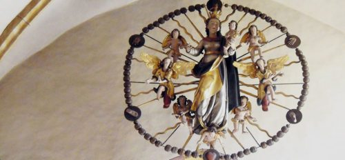 Der Oktober ist der Mutter Gottes geweiht - seit dem Mittelalter ist er auch der Rosenkranzmonat (© Foto: Internetredaktion / KH Kronawetter)