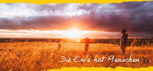 """""""Die Erde hat Menschen: nachhaltig - christlich - theologisch"""" ist das Thema des diesjährigen Theotages am 6. Februar, der aus unterschiedlichen Perspektiven die Herausforderungen Nachhaltigkeit und Schöpfungsverantwortung beleuchtet. (© Foto: Pixabay CC0  / Bearbeitung Druck- und Kopiezentrum / KHK)"""