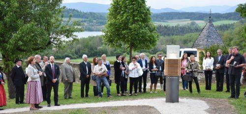 im Stift St. Georgen am Längsee (© Foto: KH Kronawetter / Internetredaktion)