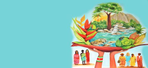 Schwerpunktland Surinam | Die Sorge um den gemeinsamen Lebensraum (© Foto: WGT / Titelbild: Ruth Mariet Trueba Castro)