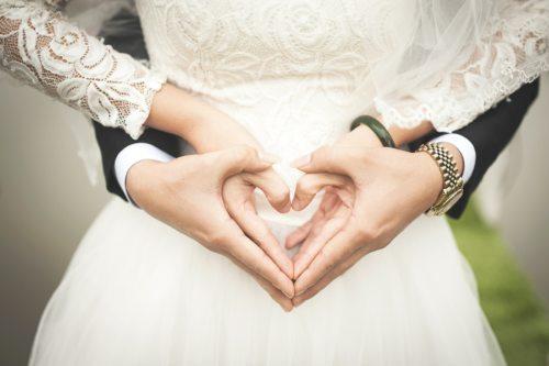 """""""Die Ehe soll von allen in Ehren gehalten werden."""" (Hebr. 13,4) (© Foto: pixabay)"""