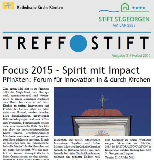 (© Foto: Stift St. Georgen am Längsee)