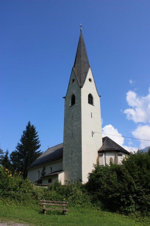 25. Mai: Österreichweite Radiogottesdienstübertragung aus der Pfarrkirche Ötting  (© Foto: Pressestelle )
