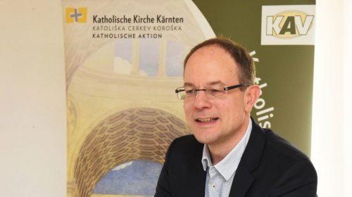 Univ.Prof. Dr. Jan-Heiner Tück referierte am 21. Oktober 2017 beim KAV-Studientag in Maria Saal (© Foto: KH Kronawetter / Internetredaktion)