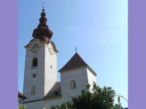 Pfarre Völkermarkt / Stadtpfarrkirche St. Magdalena