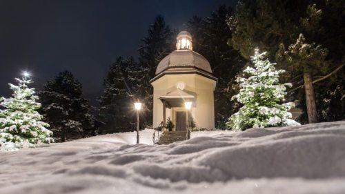 Stille-Nacht-Kapelle-Oberndorf (Foto: SalzburgerLand Tourismus)
