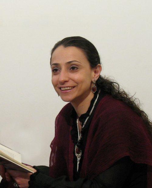 Viola Raheb (© Foto: Steffi Rauchwarther)