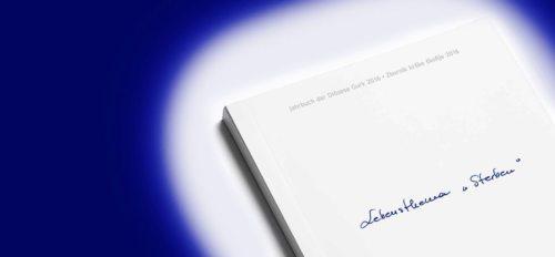 """Das Jahrbuch 2016 der Diözese Gurk / Zbornik krške škofije"""" (© Foto: Pressestelle / Bearbeitung: KH Kronawetter, Internetredaktion)"""