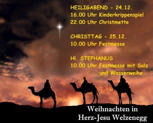 Pfarre Herz-Jesu-Welzenegg
