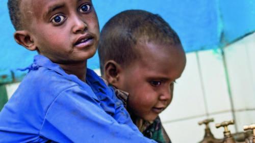 Beispielland 2018 ist Äthiopien - Foto © MISSIO.at