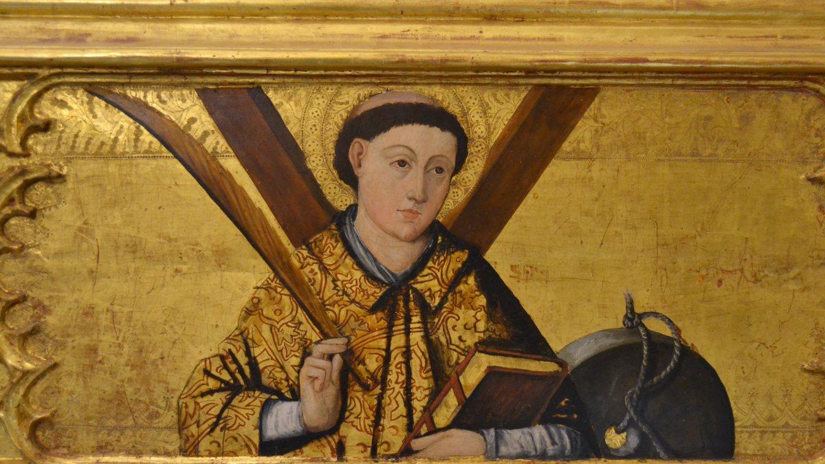 Kath Heilige Patronin Spaniens